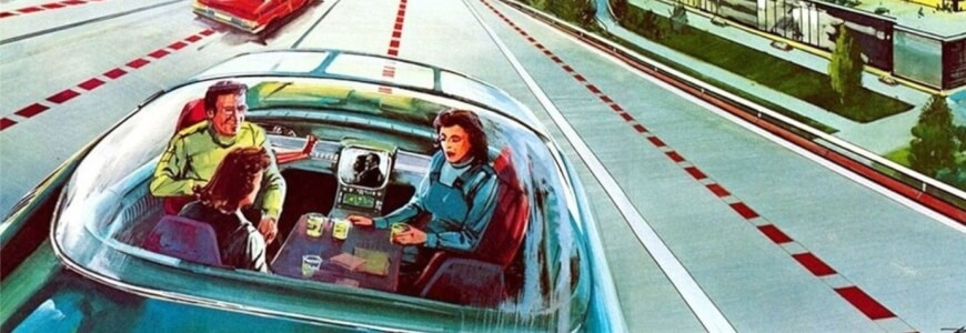 The Driverless Car Is a Great Opportunity for Healthcare - The Medical Futurist