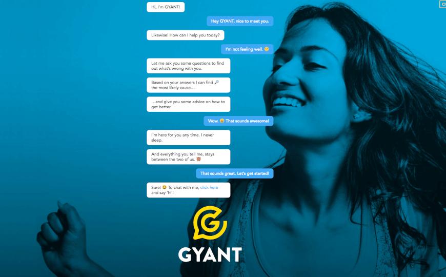 GYANT Health Chatbot